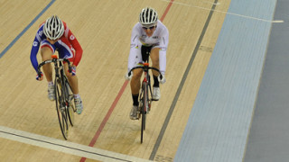 Track World Cup Classics - Trott thrills in London Track World Cup