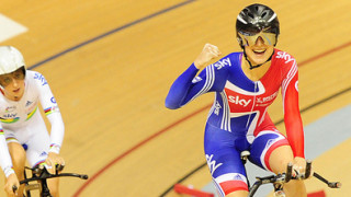 British Cycling Olympic Academy trio picked for Team USN's UCI Track World Cup squad