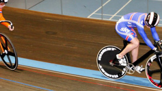 Great Britain's future stars impress in Ghent International Junior Track Meeting