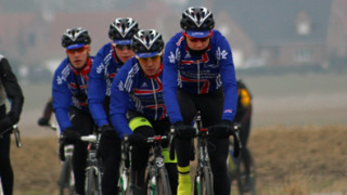 Great Britain earn first points of 2013 UCI Nations' Cups