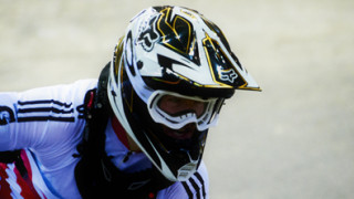 Sixth for Phillips in BMX world championships time trial