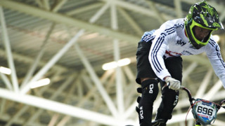 Whyte seeks semi final spot at Chula Vista UCI BMX Supercross