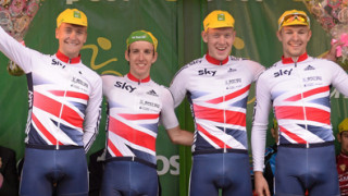 Great Britain team to compete at Prudential RideLondon-Surrey Classic