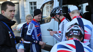 Winston delighted with Great Britain UCI juniors Nations' Cup campaign