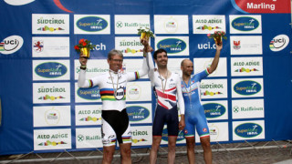 2013 UCI Para-cycling Road World Cup: strong start for Great Britain