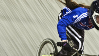 Green eager to learn at Papendal UCI BMX Supercross
