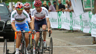 2013 UCI Para-cycling Road World Cup: Silver for Stone and Bronze for Lane in day 3