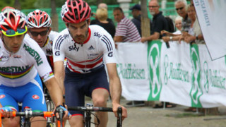 Great Britain team for the UCI Para-Cycling Road World Championships