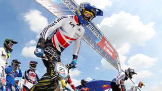 Great Britain Cycling Team duo named for Indoor Saint Etienne BMX