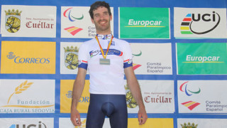 Great Britain enjoy gold surge at Segovia UCI Para-cycling Road World Cup