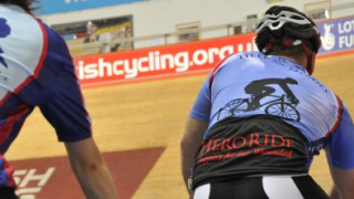 Help for Heroes fundraisers get Paralympic track coaching experience