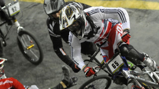 Phillips makes BMX world title defence 2014 priority
