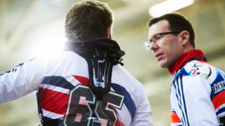 Coach Grant White urges riders to seize chance at Chula Vista UCI BMX Supercross