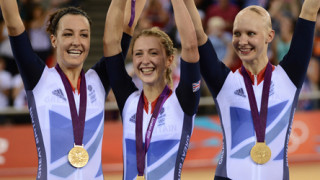 Joanna Rowsell wants Great Britain to continue team pursuit domination