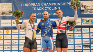 Great Britain secure a further two medals on day two of the European Track Championships