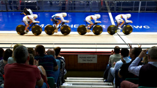 Great Britain's women smash team pursuit world record in Aguascalientes