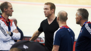 Sir Chris Hoy returns to Great Britain Cycling Team in ambassadorial role