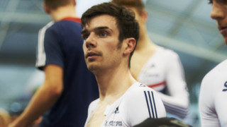 Andy Tennant withdrawn from Great Britain squad for UCI Track Cycling World Cup