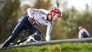 Phil Dixon celebrates large squad for latest mountain bike world cup round