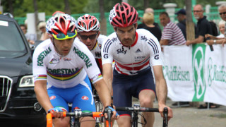David Stone wins road race silver at UCI Para-cycling Road World Cup