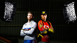 International rivals size up on UCI BMX Supercross World Cup track