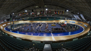 British Cycling appoints Justin Grace as sprint coach