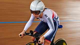 Trott wins omnium silver on final day of track world championships