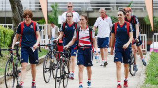 Sutton praises women's endurance team after track world championships