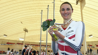 Sarah Storey wins 500m time-trial bronze in Aguascalientes