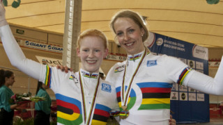 Double gold as Great Britain win three medals at para-cycling worlds