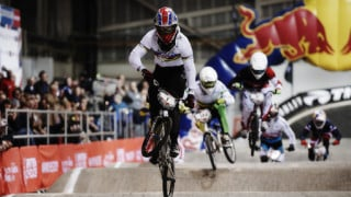 UCI BMX Supercross World Cup to return to Manchester in 2015