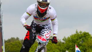 Liam Phillips sixth in time-trial at Berlin UCI BMX Supercross