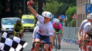 Turnham and Hall on course for para-cycling world championship title bid