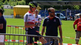 Tenth for Great Britain in European mountain bike championships team relay
