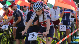 Sixth for Short at European mountain bike cross-country championships