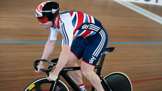 Great Britain secure two wins on first weekend of track cycling in Cottbus