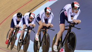 Double gold for Great Britain at the London UCI Track Cycling World Cup