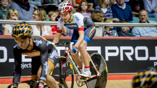 Lloyd out to add own chapter to Great Britain cycling success story
