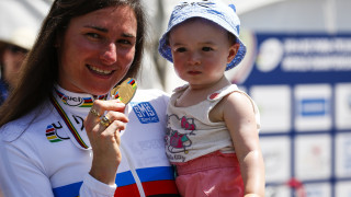 Cycling during pregnancy: Q&A with Dame Sarah Storey