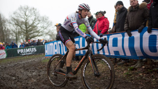 Wyman and Harris secure top-10 finishes at UCI Cyclo-cross World Cup
