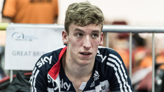 Louis Rolfe excited to make UCI Para-cycling Track World Championships debut