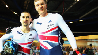 Great Britain's sprint tandems untouchable on final day in Apeldoorn