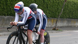 Lora Turnham and Corrine Hall reunited with a win at Verola Para-cycling Cup