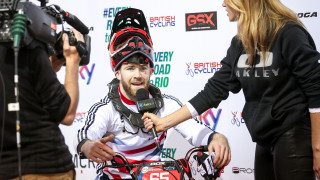 Great Britain Cycling Team named for Papendal UCI BMX Supercross World Cup