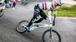Great Britain Cycling Team trio set for 2015 UEC European BMX Championships
