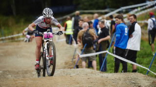 Alice Barnes takes podium place in Mont Sainte Anne