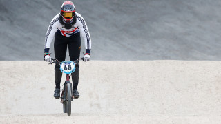 Phillips fifth in time trial at UCI BMX World Championships