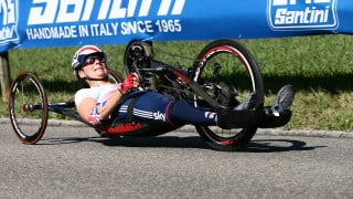 Fourth for Karen Darke at UCI Para-cycling Road World Championships