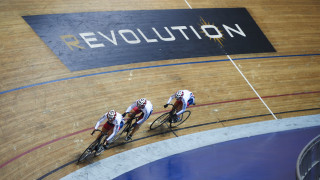 Guide: Great Britain Cycling Team at Derby Revolution Series
