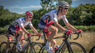 Great Britain Cycling Team squad 2015/16